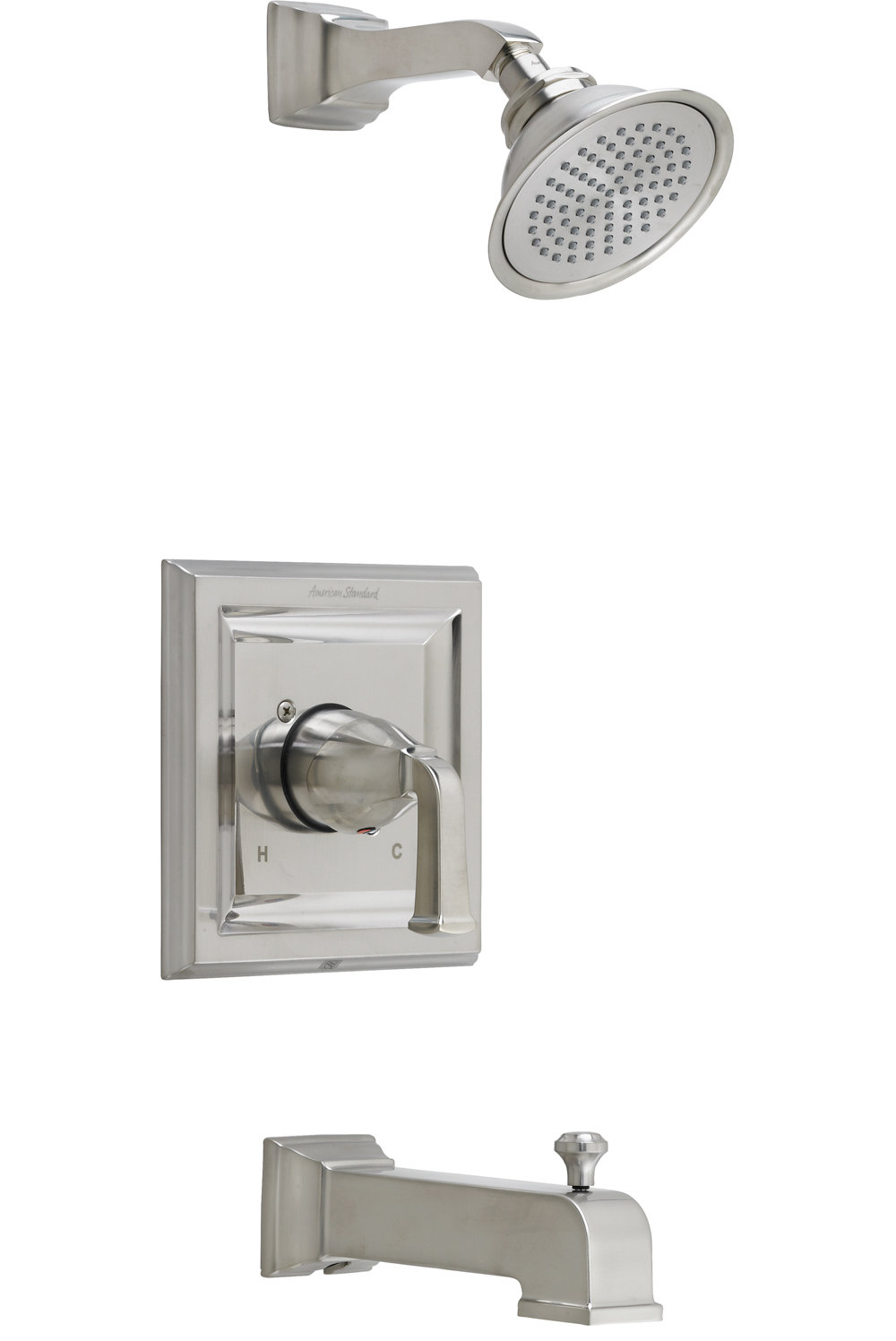 American Standard T555.522.295 Town Square Bath and Shower Trim ...