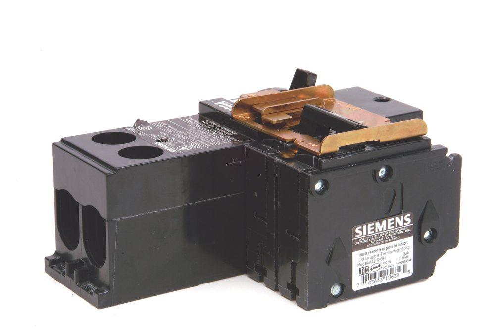 Siemens Ecsbpk05 Generator Standby Power Mechanical