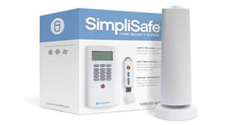 Simplisafe2 Wireless Home Security System 8