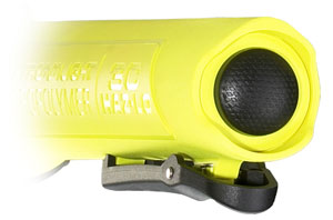 streamlight light pipe closeup