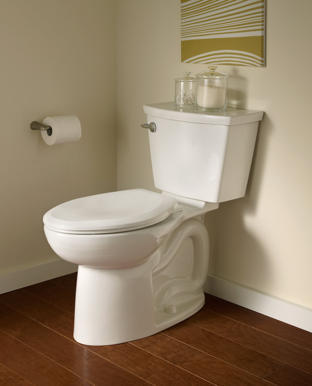 American Standard Toilets : American standard  studio cadet right height