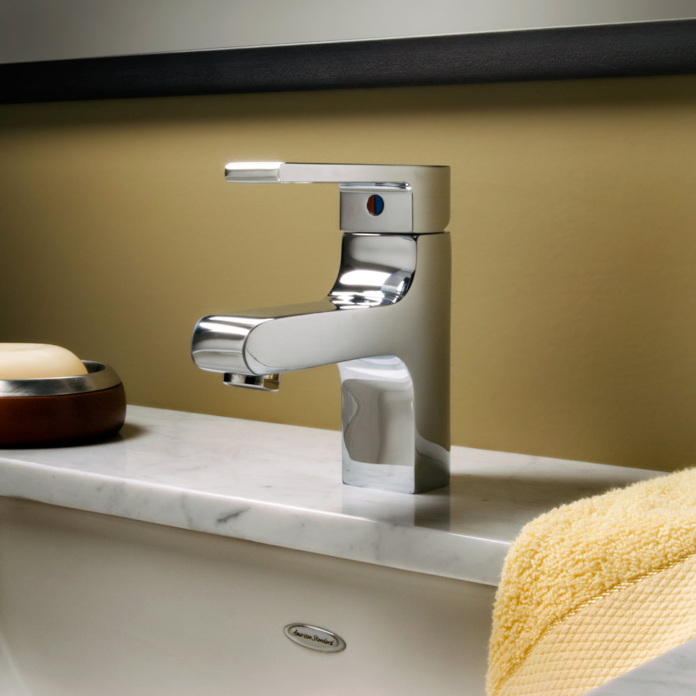American Standard 2590.101.002 Studio Monoblock Faucet with Metal ...
