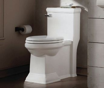 Town Square FloWise elongated toilet