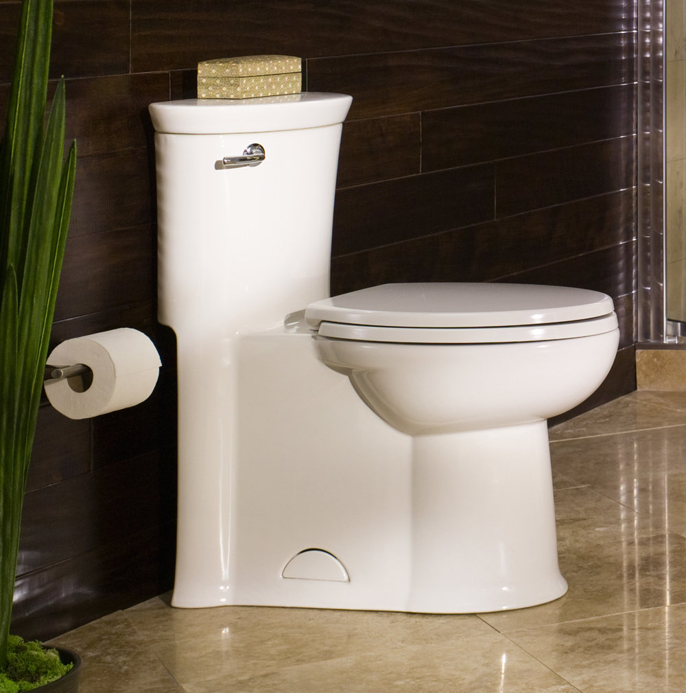 American Standard Toilets : American standard  tropic rh elongated one