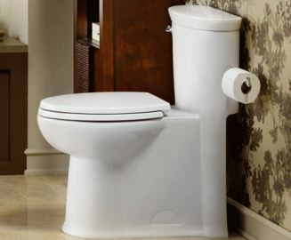 Tropic elongated toilet
