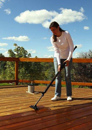 Wagner 0271066 Deckjet Deck Stain Applicator Paint