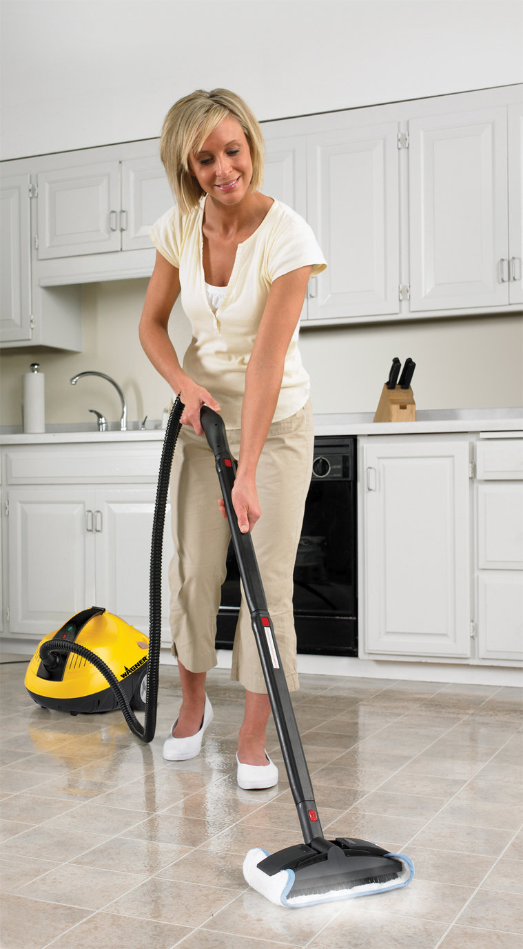 kitchen floor steam cleaner wagner 0282014 915 on demand steam cleaner 4817