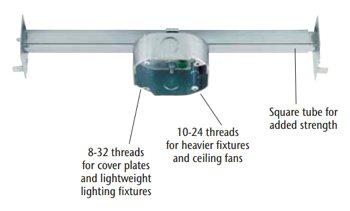 Westinghouse Lighting 0152500 Saf-T-Bar for Ceiling Fans