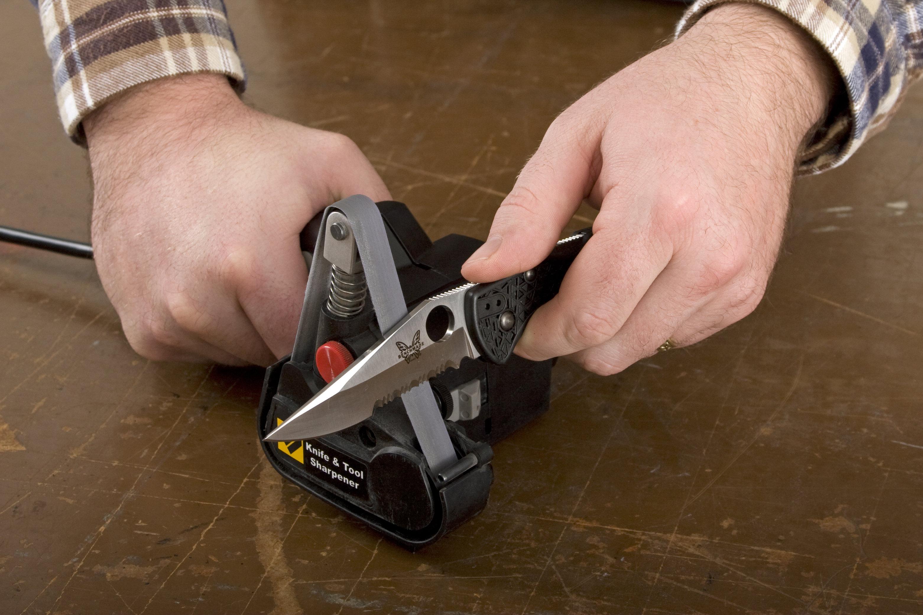 bobet sharp easy manual knife sharpener