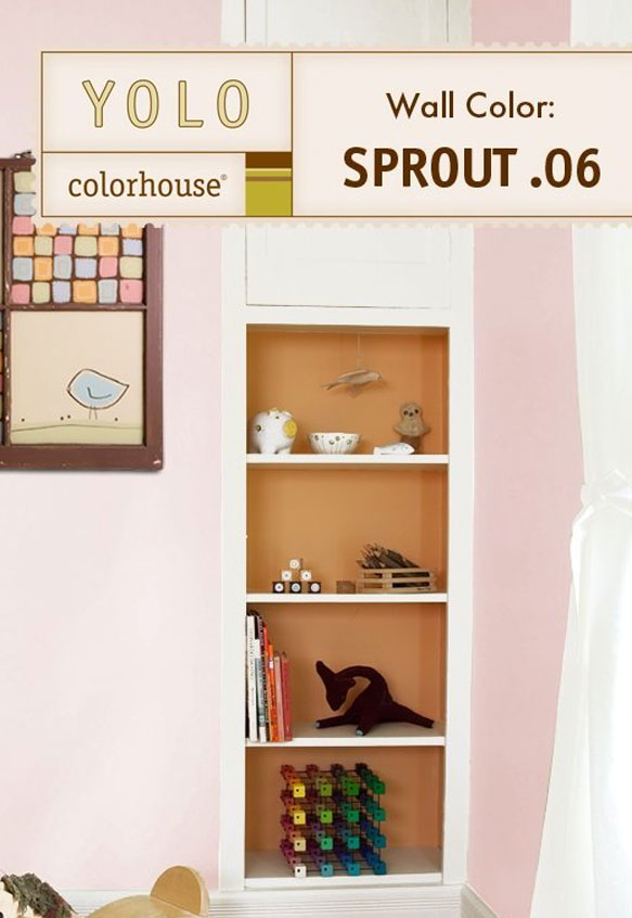 Inspired Eggshell Interior Paint, Sprout .06, Quart - House Paint ...