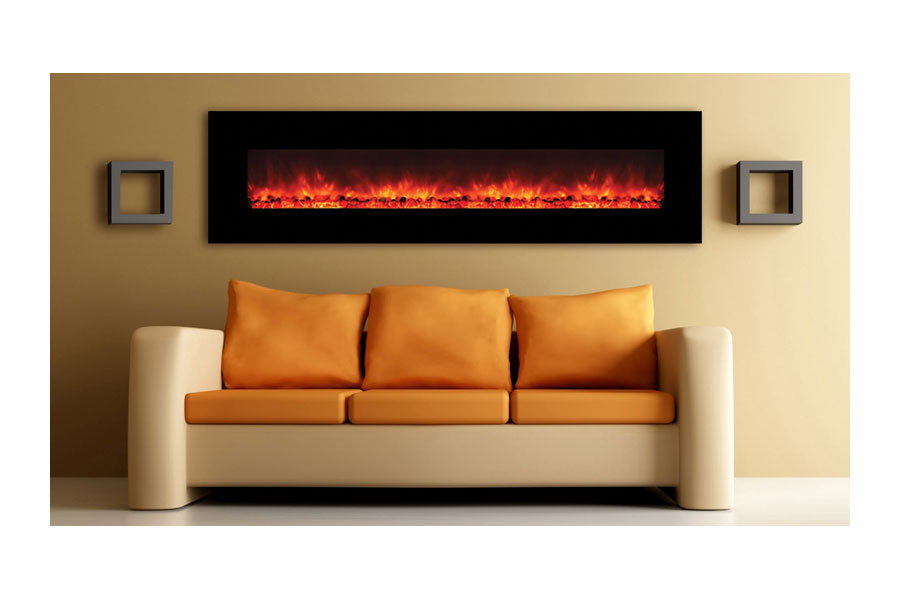 DF-EFP1313. Wall-mount electric fireplace ...
