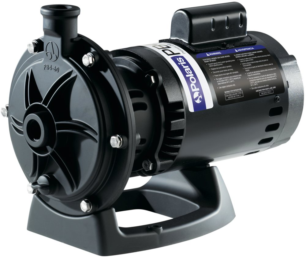 Zodiac pb4 60 polaris booster pump with 60 for Polaris booster pump motor replacement