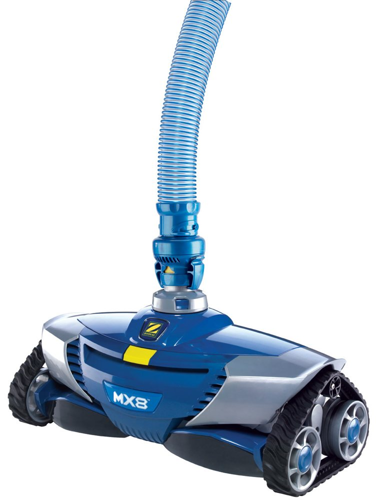 Amazon Com Zodiac Mx8 Suction Side Cleaner Swimming