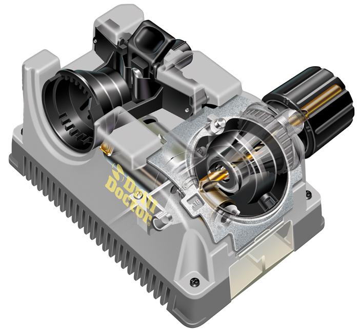 drill doctor 750x pro drill bit sharpener jb tools rh jbtoolsales com Drill Doctor 750X Manual Drill Doctor 750X Manual