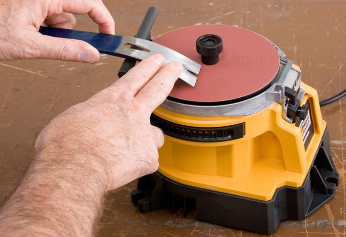 Amazon Com Work Sharp Ws2000 Tool Sharpener Home Improvement
