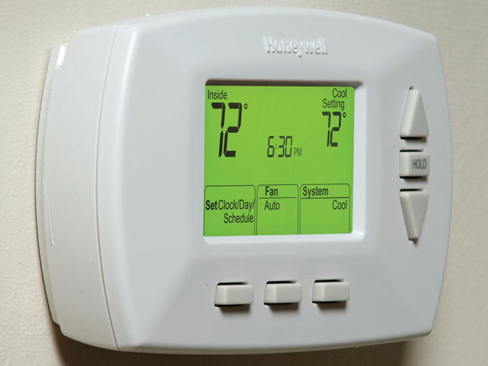 Honeywell rth6400d 5 1 1 day programmable thermostat termostato view larger cheapraybanclubmaster Choice Image