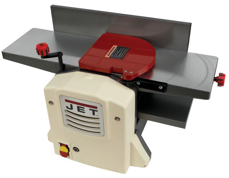 Jet JJP-10BTOS 10-Inch Bench-Top Jointer/Planer - Power Jointers ...