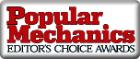 Popular Mechanics Editor's Choice Award