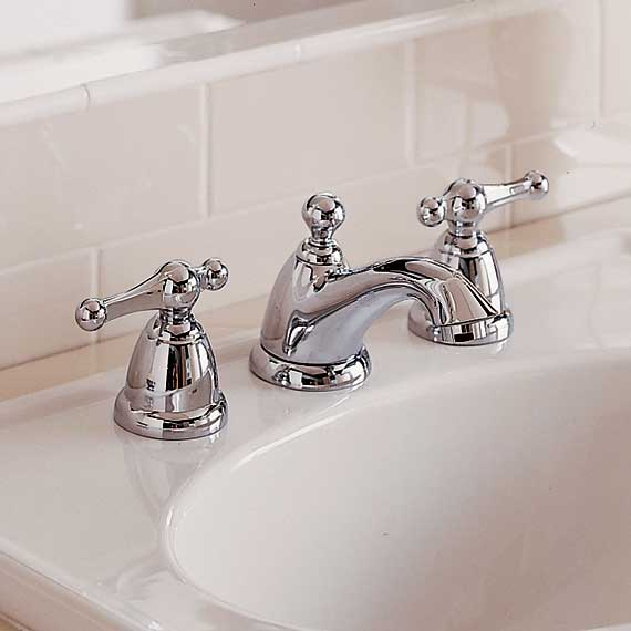 American Standard Enfield Two Handle Widespread Lavatory Faucet With Speed Connect