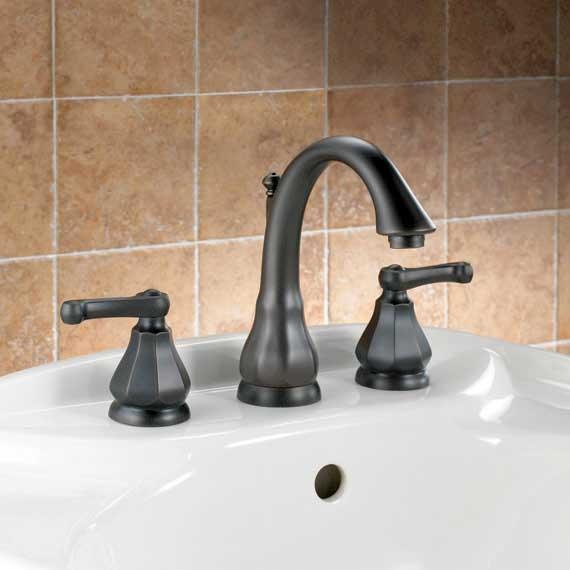 American Standard 6028.801.002 Dazzle Double-Handle Widespread ...