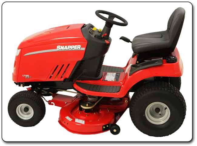 Lawn Mower Foot : Amazon snapper lt series inch hp
