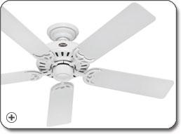 Hunter 25517 Summer Breeze Ceiling Fan