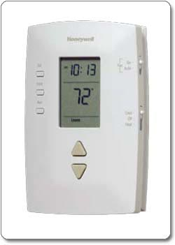 Honeywell Rth221b Basic Programmable Thermostat