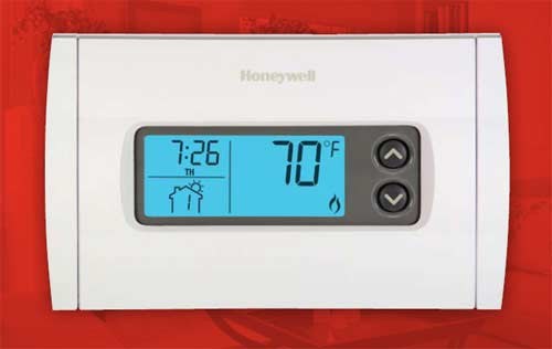 honeywell rth2310b 5 2 day programmable thermostat programmable rh amazon com Honeywell Digital Thermostat Manual Honeywell Digital Thermostat Manual