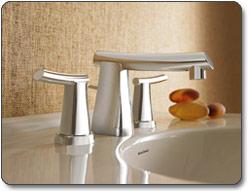 American Standard Green Tea Two-Handle Widespread Bathroom Faucet