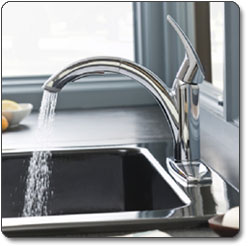 American Standard Arch Pull-Out Kitchen Faucet