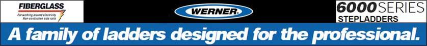 Werner 6000 Series Logo