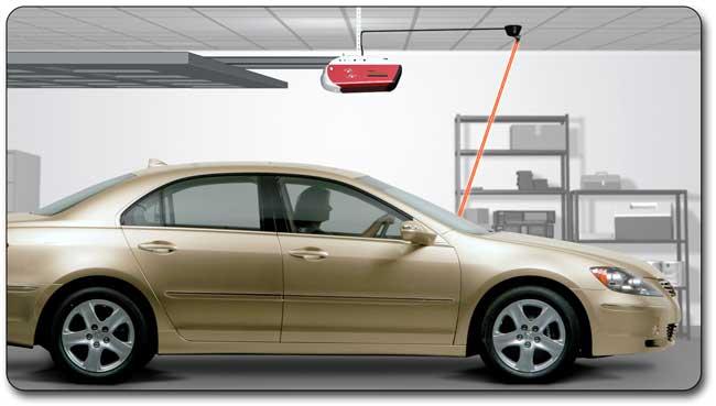 Chamberlain CLULP1 Universal Laser Parking