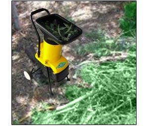 Amazon Com Eco Shredder Es1600 14 Amp Electric Chipper