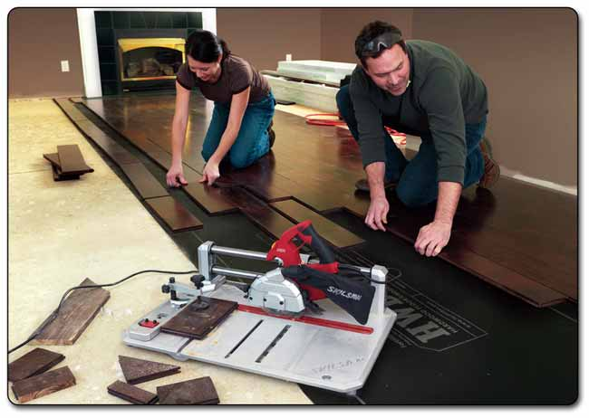 Skil 3600 02 120 Volt Flooring Saw Power Tile Saws Amazon