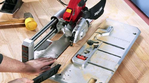 Skil 3600 02 120 Volt Flooring Saw Power Tile Saws