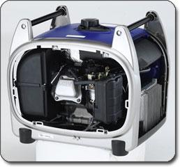 Inverter EF2400iS generator