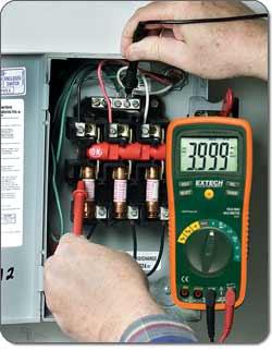 Extech EX430 11 Function True RMS Professional MultiMeter