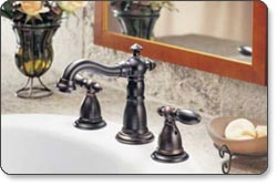 Delta Victorian Two-Handle Widespread Lavatory Faucet