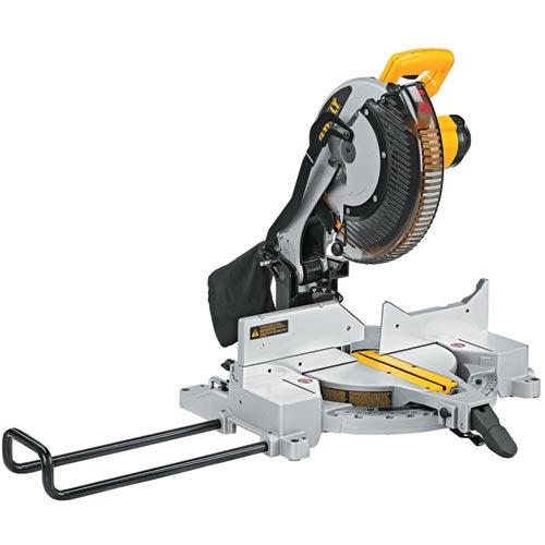 DEWALT 12-Inch Single-Bevel Compound Miter Saw