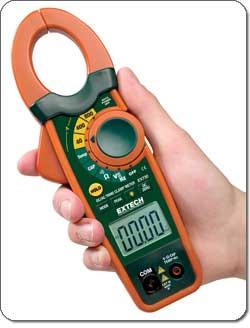 Extech EX730 800A AC Clamp Meter
