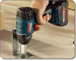 Bosch 24618-01 18V Impact Wrench with Fat packs