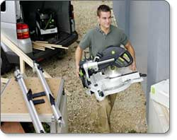 Festool Kapex KS 120 Sliding Compound Miter Saw