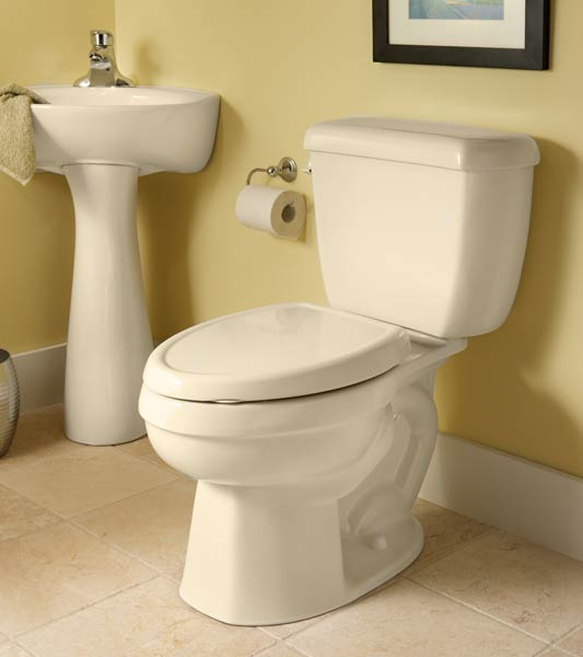 American Standard 3893.016.020 Titan Pro Elongated Toilet