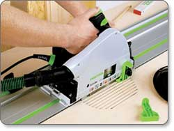 Festool TS 55 EQ Plunge Cut Circular Saw