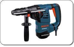 Bosch RH328VCQ 1-1/8-Inch SDS Quick Change Rotary Hammer