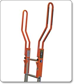 Qual-Craft Safe-T Ladder Extension System Product Shot