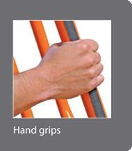 Qual-Craft Safe-T Ladder Extension System Product Shot