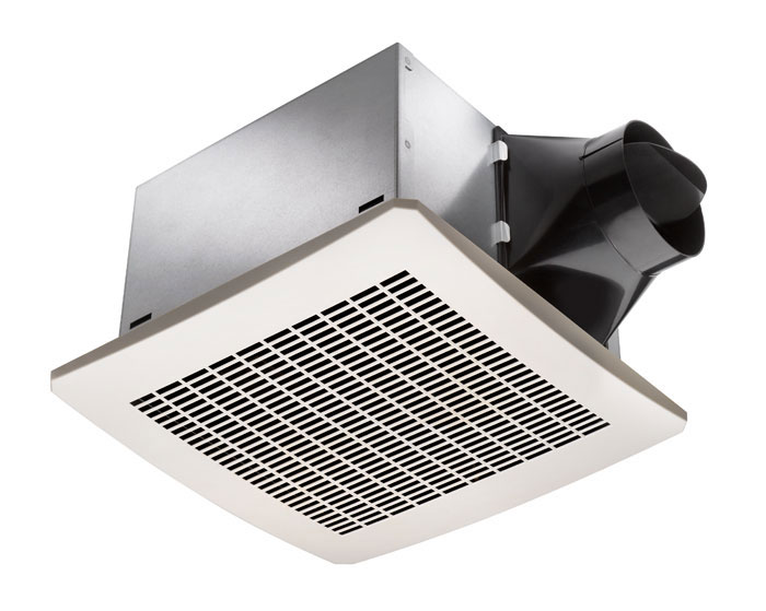 Delta Electronics VFB25ADH Breez 110 CFM Humidity Sensor Exhaust Fan