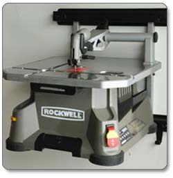 Rockwell Rk7321 Bladerunner With Wall Mount Power Jig