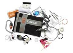 Bear Grylls Survival Series Ultimate Kit - Open